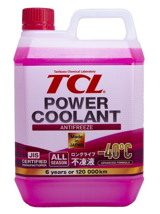Антифриз TCL Power Coolant