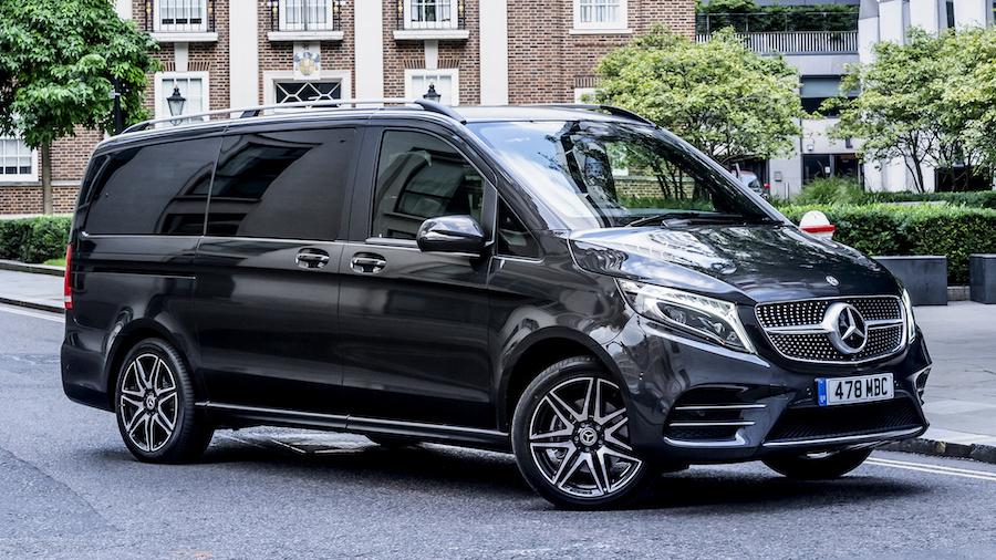 Минивэн Mercedes-Benz V-Class фото